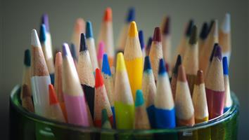 L'accord des adjectifs  de couleur