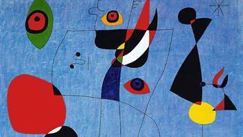 A la découverte de Joan Miró ...