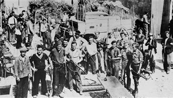 Résistance et collaboration pendant la Seconde Guerre mondiale