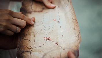 """Questionnaire du livre """"Deux pirates pour un trésor"""""""