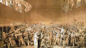Les débuts de la Révolution française