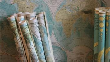 Progression de géographie CM1