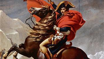 Jeu de plateau sur Napoléon