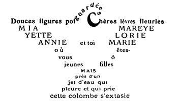 Poésie G. Apollinaire